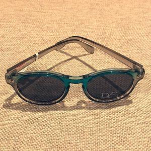 Diane Von Furstenberg Cat Eye Sunglasses